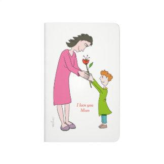 I Love you, Mom. Journal