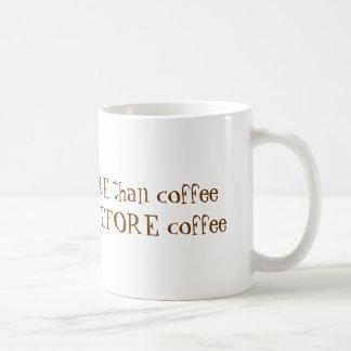 I Love You More than Coffee Coffee Mug