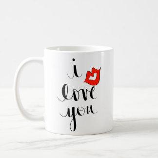 """I love you"" Mug"