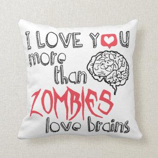 I love you [Pillow] Throw Pillow