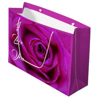 I Love You Rose Gift Bag