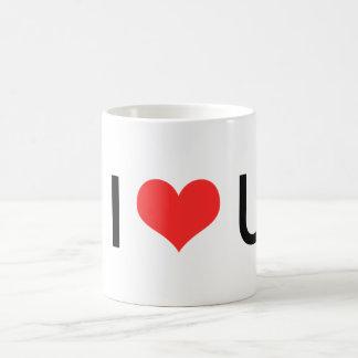 I Love YOU sulk Coffee Mug