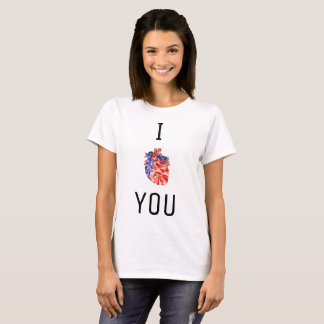"""I love you"" T-Shirt"