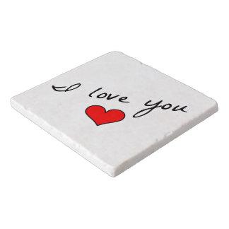 I Love You Trivet