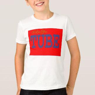 I LOVE YOU TUBE T-Shirt