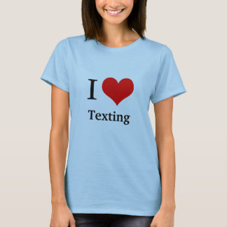 I Love...  YOU TYPE THE REST T-Shirt