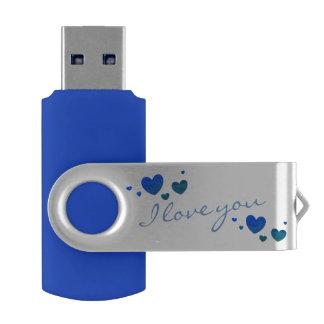 I love you USB Flash Drive by DAL