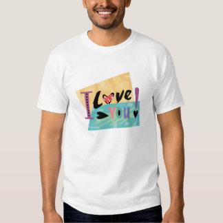 I Love You Wedding T-shirt