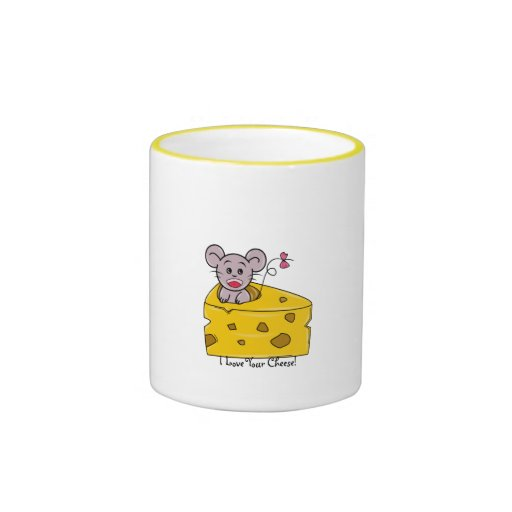 I love your Cheese Mugs