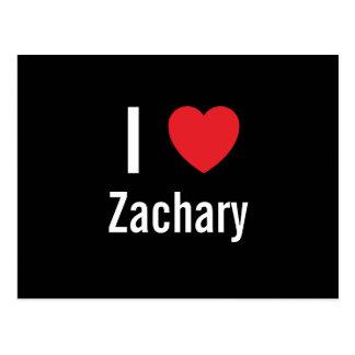 I love Zachary Postcard