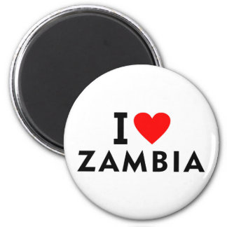 I love zambia country like heart travel tourism magnet
