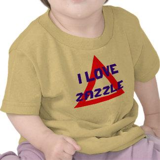 I love Zazzle Tshirts