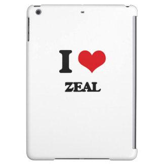 I love Zeal iPad Air Cover