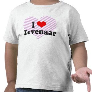 I Love Zevenaar, Netherlands Tshirt