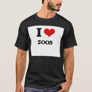 I love Zoos T-Shirt