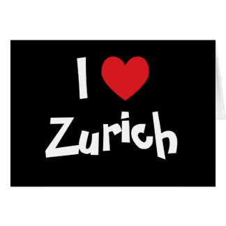 I Love Zurich Card