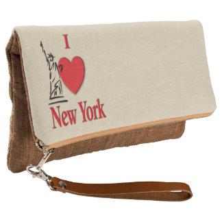 I Lover NY Clutch