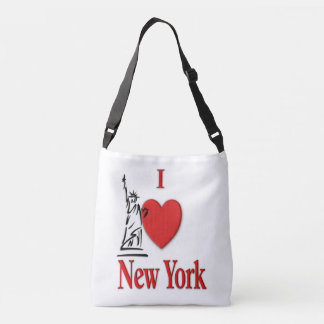 I Lover NY Crossbody Bag