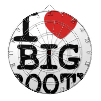I LOVGE BIG BOOTY DARTBOARD
