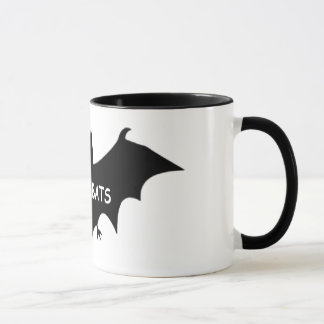 I Luv Bats Mug