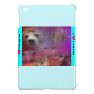 I Luv Canada iPad Mini Case