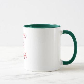 i luv papa mug