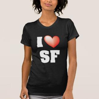 I Luv SF T-Shirt