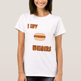i luv weiners T-Shirt
