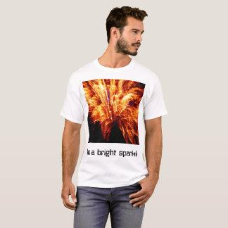 I'm a bright spark! T-Shirt. T-Shirt