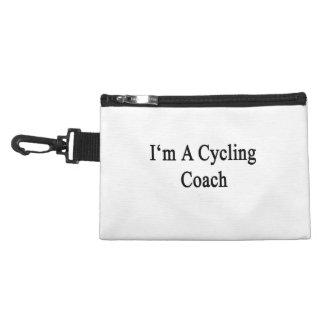 I m A Cycling Coach Accessories Bag
