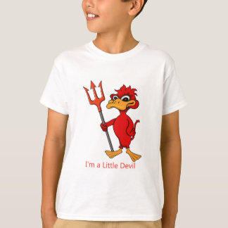 I'm a Little Devil T-Shirt