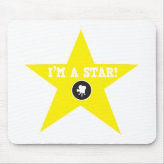I m a star mousepad