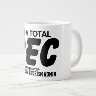 I'm A Total Rec – The Jumbo Mug