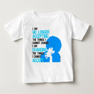 I'm Changing Things Baby Jersey T-Shirt