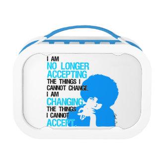 I'm Changing Things Yubo Lunchbox