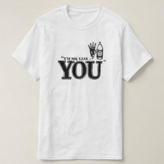 I´m emergency like you - university sex shirt