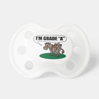I m Grade A Baby Pacifier