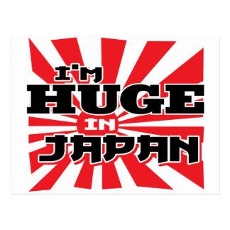 I m Huge In Japan Postcards