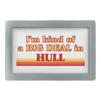 I´m kind of a big deal in Hull Belt Buckle