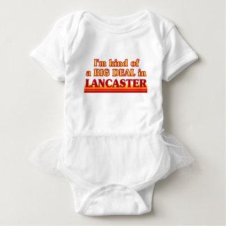 I´m kind of a big deal in Lancaster Baby Bodysuit