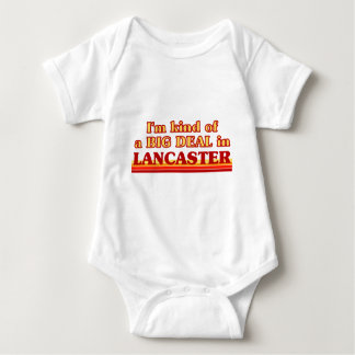 I´m kind of a big deal in Lancaster Baby Bodysuit