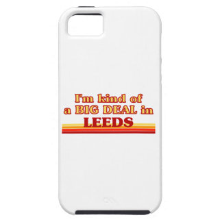 I´m kind of a big deal in Leeds Case For The iPhone 5