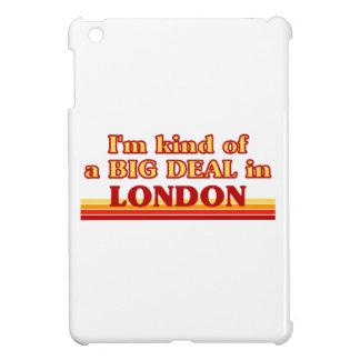 I´m kind of a big deal in London iPad Mini Covers