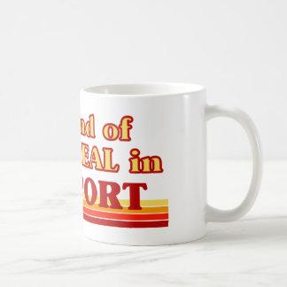 I´m kind of a big deal in Newport Coffee Mug