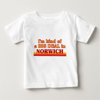 I´m kind of a big deal in Norwich Baby T-Shirt