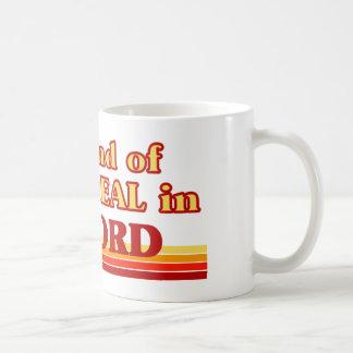 I´m kind of a big deal in Oxford Coffee Mug