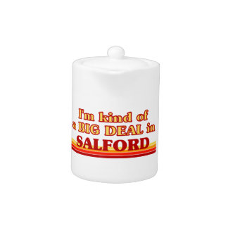 I´m kind of a big deal in Salford
