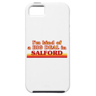 I´m kind of a big deal in Salford Case For The iPhone 5