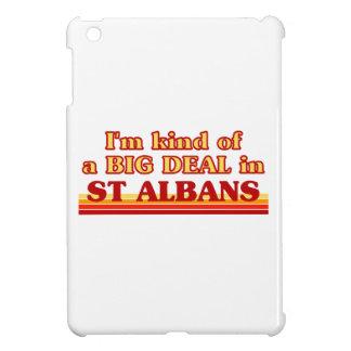 I´m kind of a big deal in St Albans iPad Mini Case
