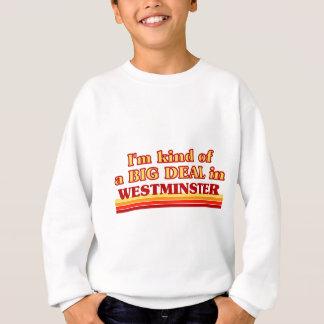 I´m kind of a big deal in Westminster Sweatshirt